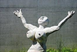prsa - socha